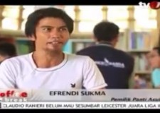 Video Bengkel Sabda di Coffee Break TV One